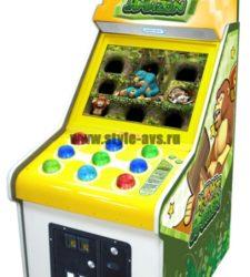 Автоматы колотушки с выдачей билетов