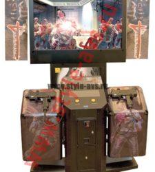Шутеры (стрелялки) - развлекательные автоматы