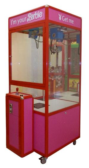 barbie-crane