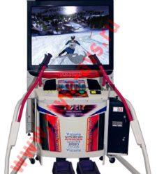 Интерактивные спортивные симуляторы - развлекательные автоматы