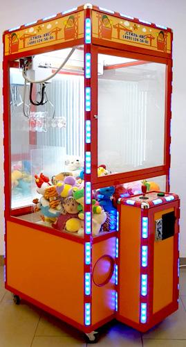 Детские игровые автоматы авс-стиль, хватайка, осьминожка, зверолов, иные.куплю игровые автоматы столбики б у