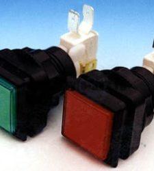 Кнопки, джойстики, микропереключатели, периферия для торговых и призовых автоматов